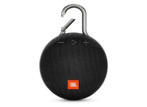 Caixa Bluetooth JBL Clip3 Black IPX7