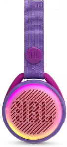 Caixa Bluetooth JBL JR POP IPX7 Lilas
