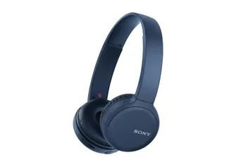 Headphone Sony WH-CH510 Bluetooth Azul
