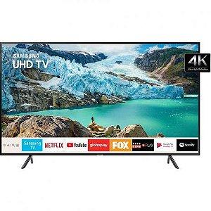 "TV LED Samsung 43"" 43RU7100 UHD 4K Smart, Bluetooth, HDMI, USB, Controle Remoto Único, HDR Premium"