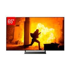 "TV LED Panasonic 65"" 65GX700B, Smart, 4K, Bluetooth Audio Link, Wifi, Modo Hotel, Espelhamento de Tela."