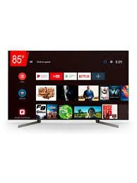 "TV LED Sony 85"" XBR-85X955G Smart UHD 4K, Android TV, Tecnologia X-tended Dynamic Range Pro, X-Motion Clarity."
