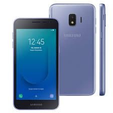 "Smartphone Samsung Galaxy J2 CORE , Android 8.1, Dual Chip, Tela 5"", 16GB, RAM 1GB, Câmera 8MP + 5MP com flash frontal, 4G, Prata"
