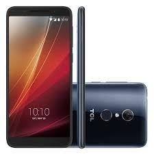 Smartphone TCL C5 5152D PRETO, Android 8.0, Oreo,Dual chip, Processador Quad Core , Câmeras com flash 13MP + 8MP , Tela 5.5'', Memória Preto...