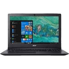 "Notebook Acer A315-53-333H Intel® Core i3-7020U 4GB HD 1TB 15.6"" Windows 10"
