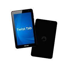 Tablet Positivo Twist Tab Kids T770K 1GB 16GB de armazenamento LCD Touch 7? - Preto