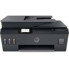 Impressora Multifuncional HP Smart Tank 617