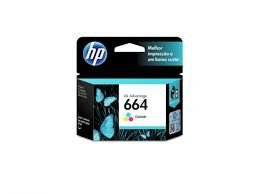 Cartucho Hp 664 Std F6v28ab