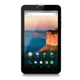 Tablet Multilaser M9 3G 1GB 8GB 9 Pol. Quad Core Dual Câmera Dual Chip Preto - NB247