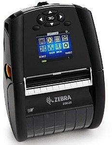 Impressora Portátil Zebra ZQ620