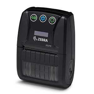 Impressora Portátil Zebra ZQ210