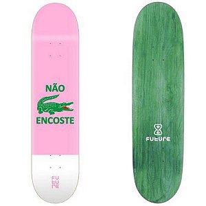 Shape Future Marfim Não Encoste Rosa 8.25''