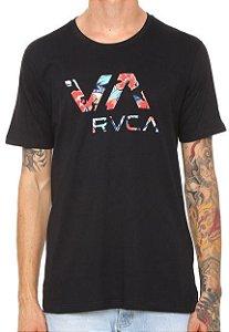 Camiseta RVCA Paradise