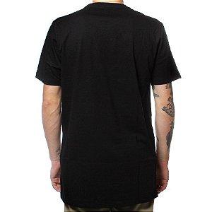 Camiseta Qix Roots Preto Masculino