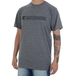 Camisa DC Skateboarding