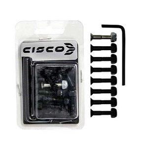 Parafuso De Base Cisco para Skate Cor:Incolor;Tamanho:Único;Gênero:Unissex