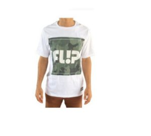 Camiseta Flip Deep Camuflada