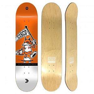 Shape Cisco Skate Maple Mascot Grinder Fox 8.0