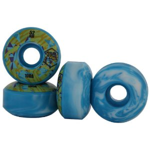 Roda Skate Solo Origami 52 mm Azul
