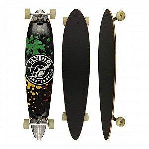 "Skate Longboard Speed Splash 10"""