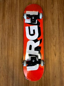 Skate Montado Urgh Especial Float Block