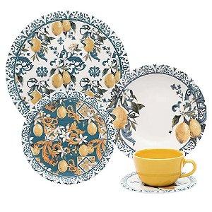 Aparelho de Jantar e  Chá Unni Siciliano - Oxford