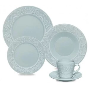 Aparelho de Jantar e  Chá Serena Essence - Oxford