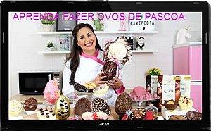 Ovos de pascoa: Aprenda a trabalhar com chocolates e conquiste a renda extra que você sempre sonhou nesta Páscoa. clique na imagem para mais informações