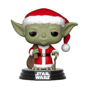 Funko Pop Yoda Start Wars Natal