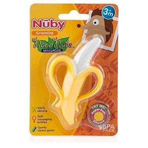 Massageador Dental de Banana - Nuby