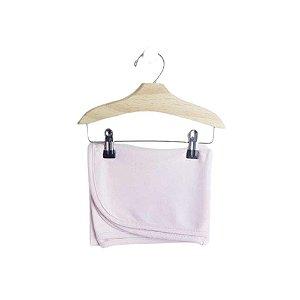 Manta Lisa em Algodão Egípcio com Proteção UV+50 - Rosa