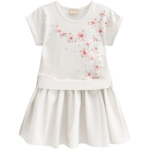 Vestido Infantil Milon Cotton