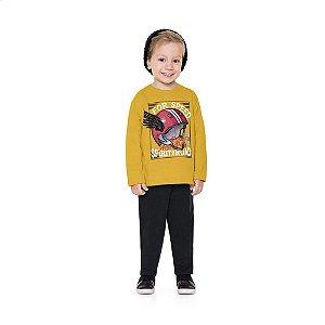 Conjunto Infantil de Moletom For Speed - Fakini