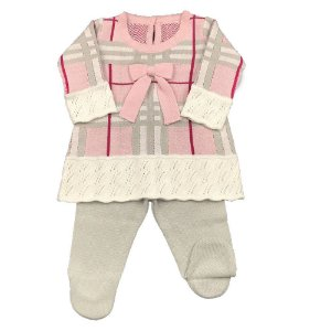 Conjunto Vestido e Calça em Tricô - Emilly
