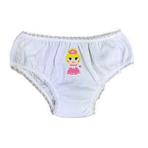 Calcinha Infantil Basica Boneca Fru-Fru Puket
