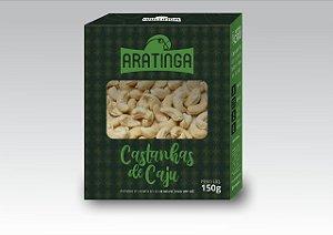 Castanha Natural 150g - COOPERACAJU