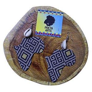 BRINCO AFRIKA GRANDE - PRETA ARTE
