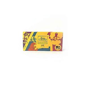 Chocolate 52% Amado com Amêndoas 55g - BEM CACAO