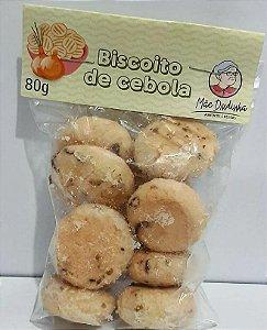 BISCOITO DE CEBOLA 80G (VALIDADE 15-08-2021)
