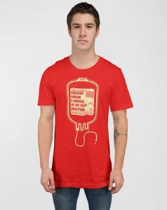 Camisa Sangue Nordestino