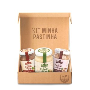 Kit Minha Pastinha