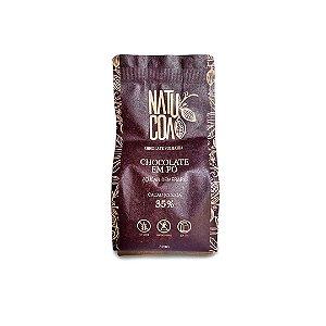 Chocolate em Pó Natucoa 35% 400g