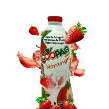 Iogurte Integral de Morango 900 ml