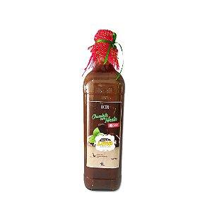 Licor Cremoso de Chocolate com Menta 1l