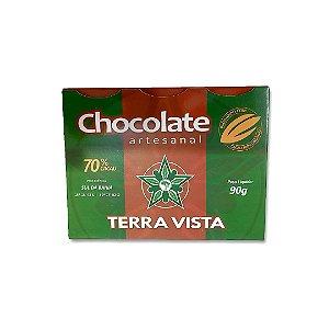 Chocolate Artesanal Terra Vista 70% 90 g