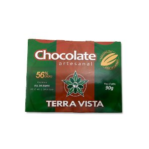 Chocolate Artesanal Terra Vista 56% 90 g