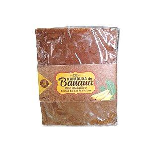 Rapadura de Banana 250 g