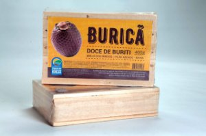 Doce de Buriti Buricã 400g