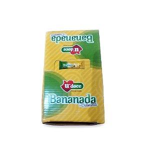 Bananada Tradicional Display  (24 unidades)