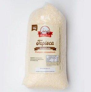Tapioca Granulada 1kg - BOM GOSTO